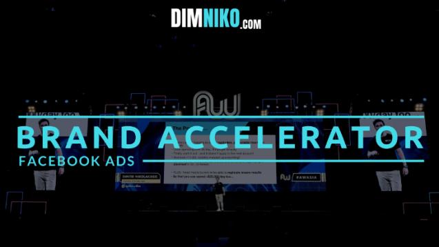 Dim Niko – Brand Accelerator – Facebook Ads Download