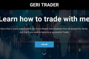 Geri Trader FX Video Course Download