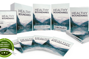 Healthy Boundaries and Gold OTO Free Download