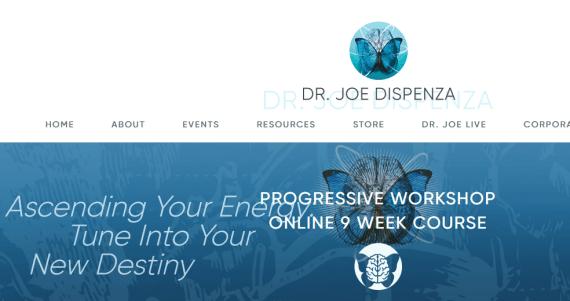Joe Dispenza – Ascending Your Energy Download
