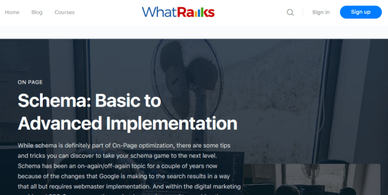 Clint Butler – What Ranks Schema Course Download