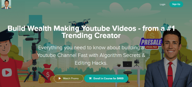 MEET KEVIN - Build Wealth Making Youtube Videos Download