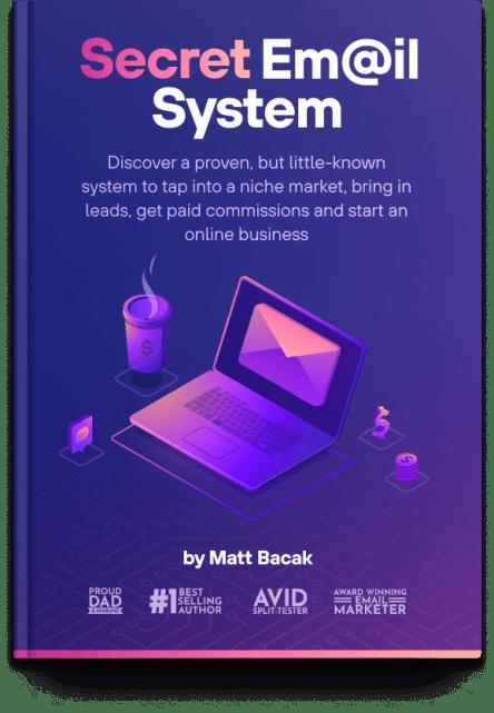 Matt Bacak - Secret Email System Free Download