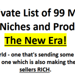 Oliver Goehler- 99 Niches New Era! eBay - Amazon Free Download