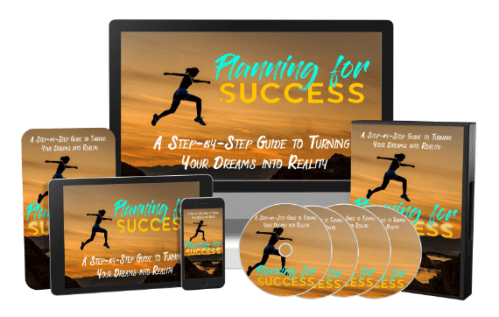 Planning For Success PLR Free Download