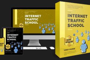 Internet Traffic School Gold Upgrade Free Download