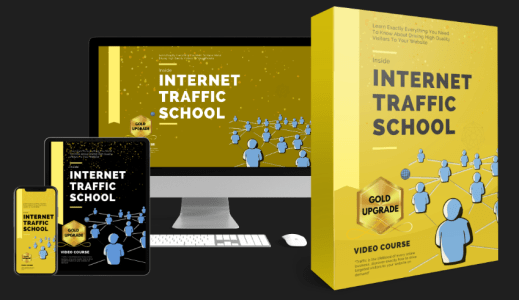 Internet Traffic School Gold Upgrade Free Download
