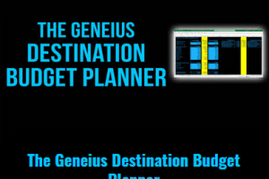 Billy Gene - The Geneius Destination Budget Planner Download