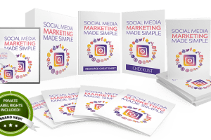Social Media Marketing Made Simple Free Download