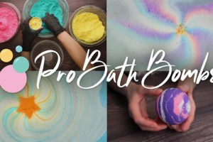 Mandy Barley - Pro Bath Bombs Course Free Download