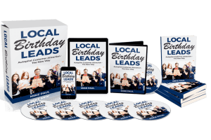 Mike Paul - Local Birthday Leads + OTO Free Download