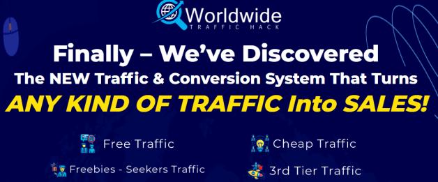 James Renouf - Worldwide Traffic Hack Free Download