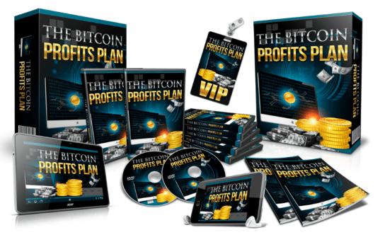 Robert Corrigan - The Bitcoin Profits Plan 2021 Free Download