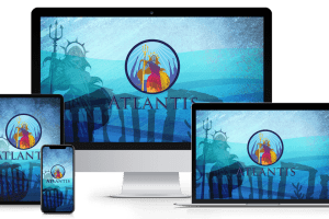Digital Dames - Atlantis + OTOs Free Download
