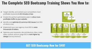 Jeffrey Smith – SEO Bootcamp Download