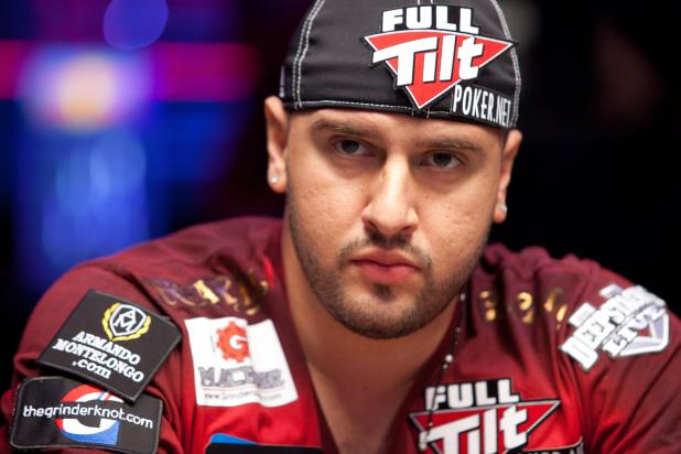 GRINDER GONE!  MICHAEL MIZRACHI TAKES FIFTH IN WSOP FINALE
