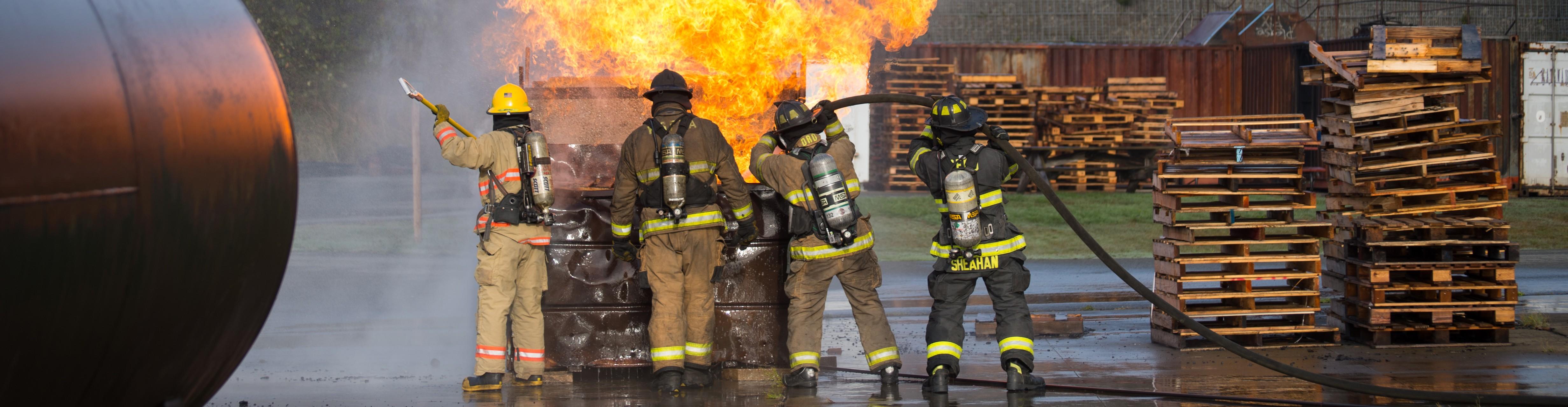 Fire Service Certification Wsp