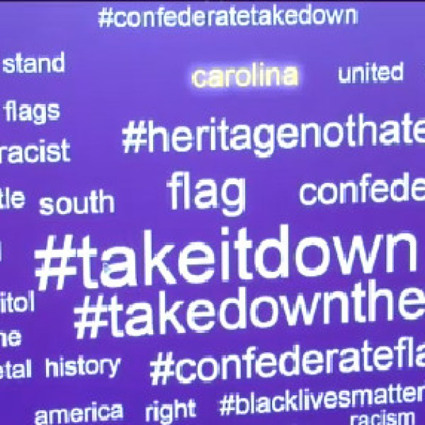 Social Media On Flag Removal_26627