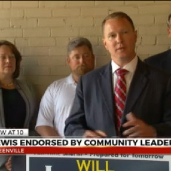 Community leaders endorse Lewis in GC sheriffs race_205929