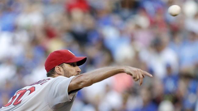 Cardinals Royals Baseball_208337