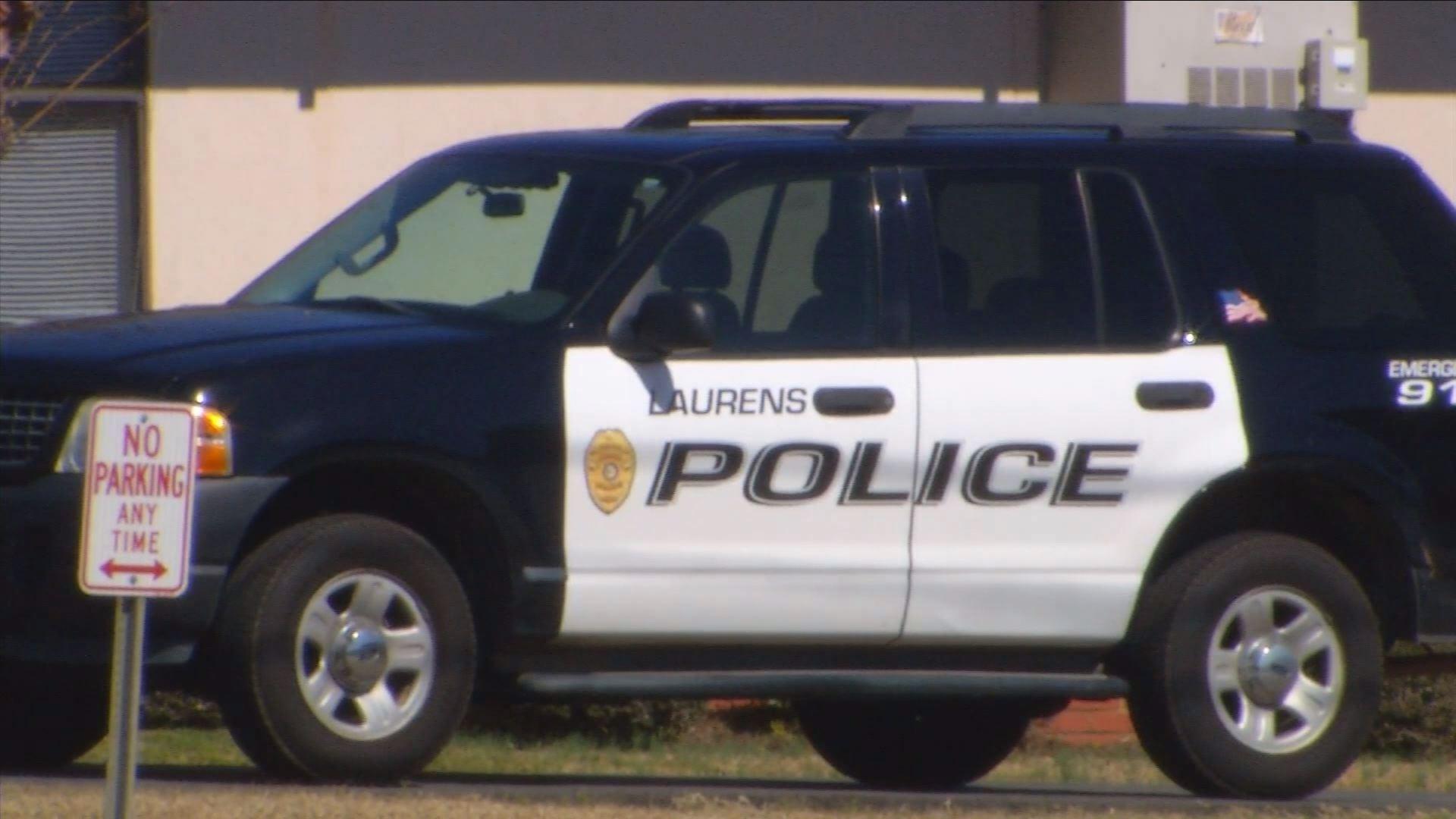 Laurens Police Car_214981