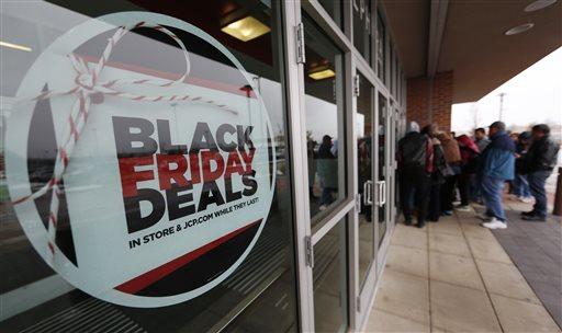 Black Friday Sales, Shoppers, J.C. Penny_274914