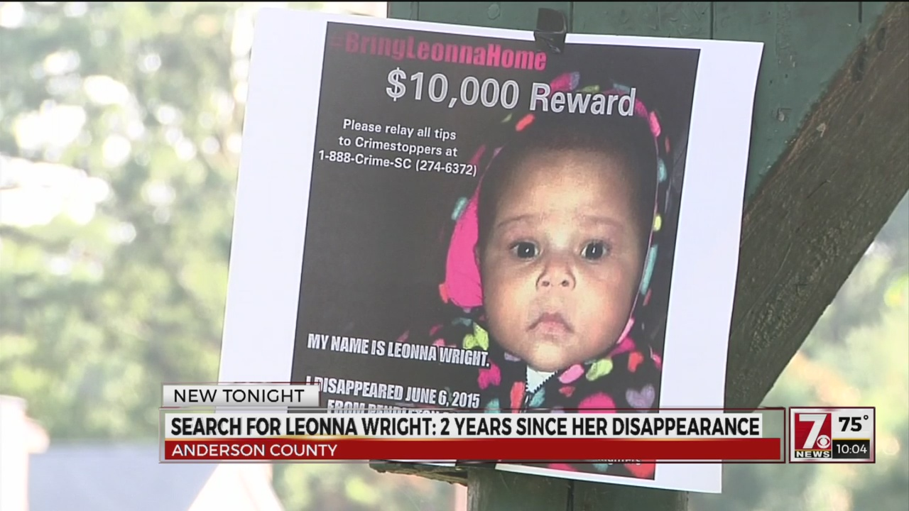 Family of Leonna Wright begs for answers 2 years after disappearance
