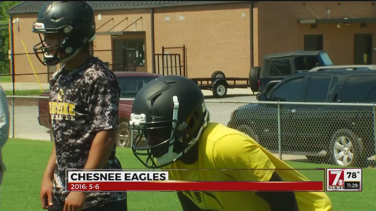 HSRZ Season Preview: Chesnee Eagles
