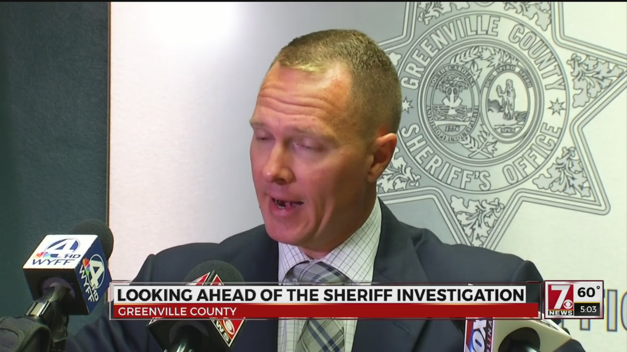 Sheriff plans to stay on job; Lt. Gov. suggests recall process