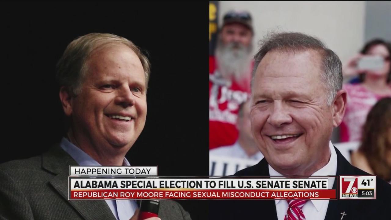 Alabama special election to fill U.S. Senate seat