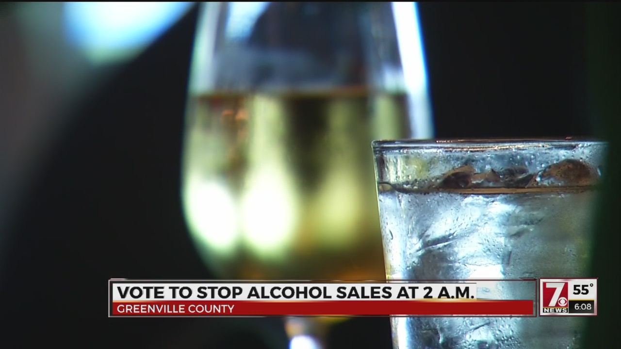 Greenville Co. Council set to vote on controversial bar ordinance