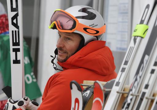 Pyeongchang Olympics Alpine Skiing_542097