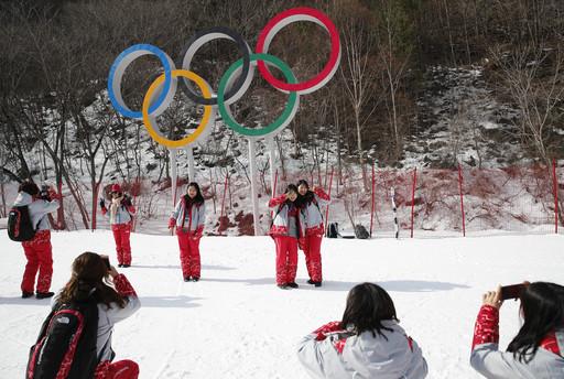 Pyeongchang Olympics Alpine Skiing_542065