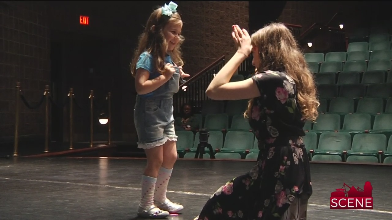 "Local Girls Audition for Broadway's ""Waitress"""