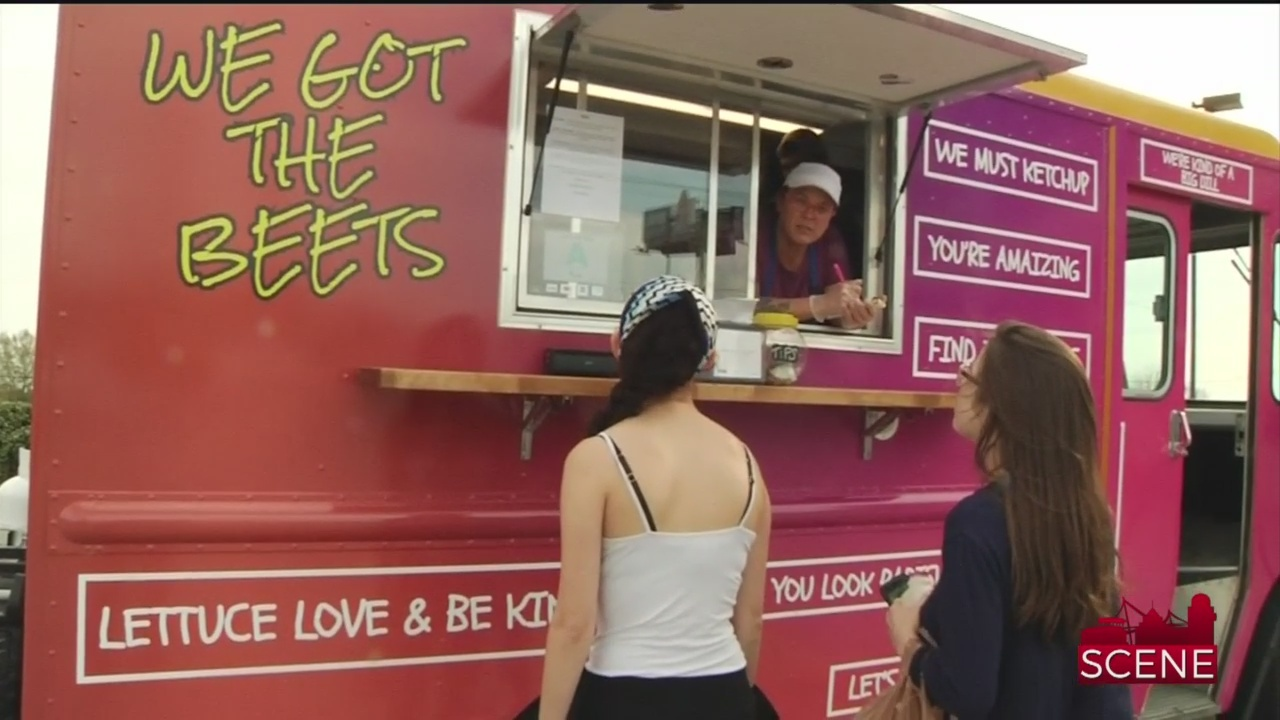 Upstate's First Vegan Food Truck Gives Familiar Dishes a Twist