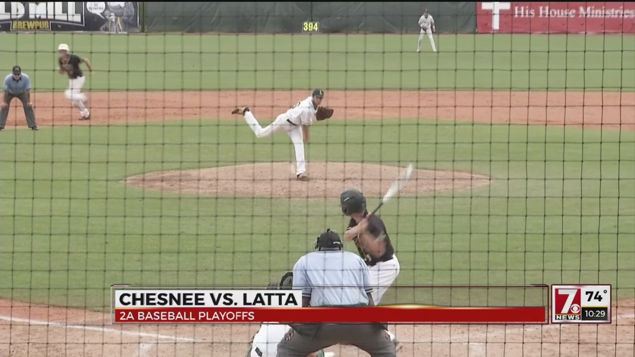 Chesnee Falls to Latta in Decisive Game Three of 2A State Championship Series, 4-3