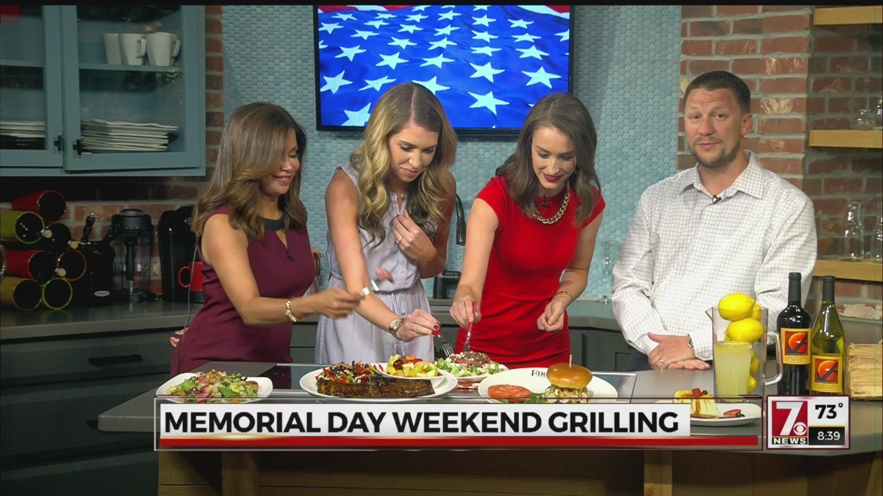 Grilling tips for Memorial Day Weekend