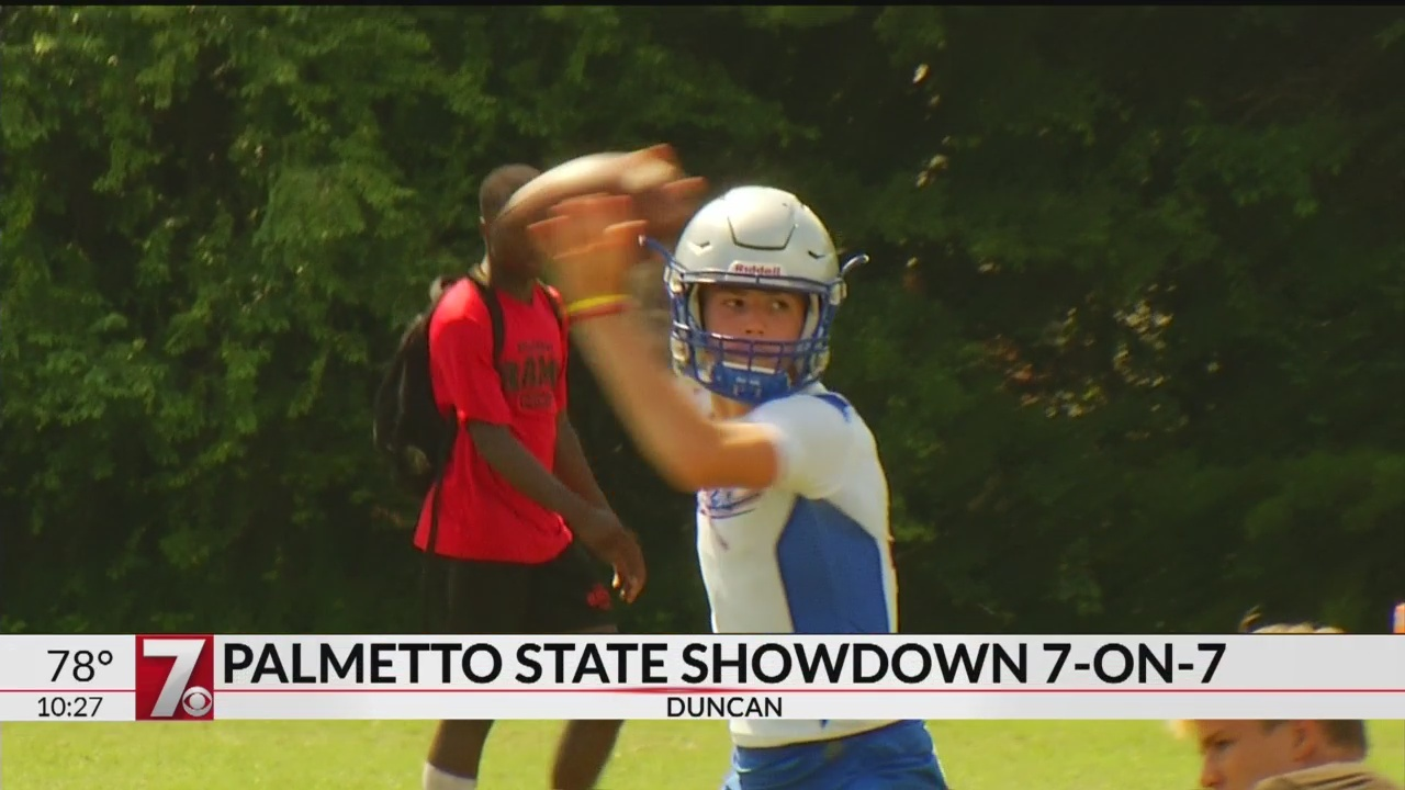 Byrnes Wins Palmetto State Showdown For First Time Since 2014