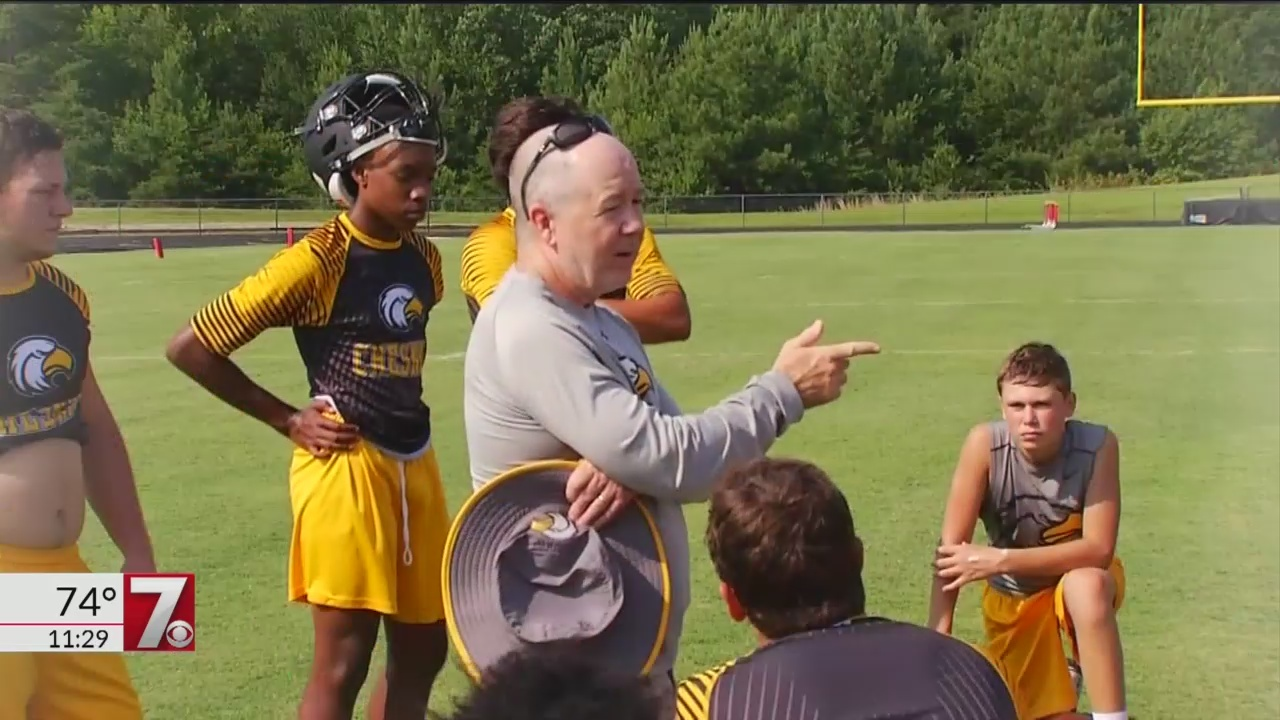 High School Red Zone: Chesnee Eagles