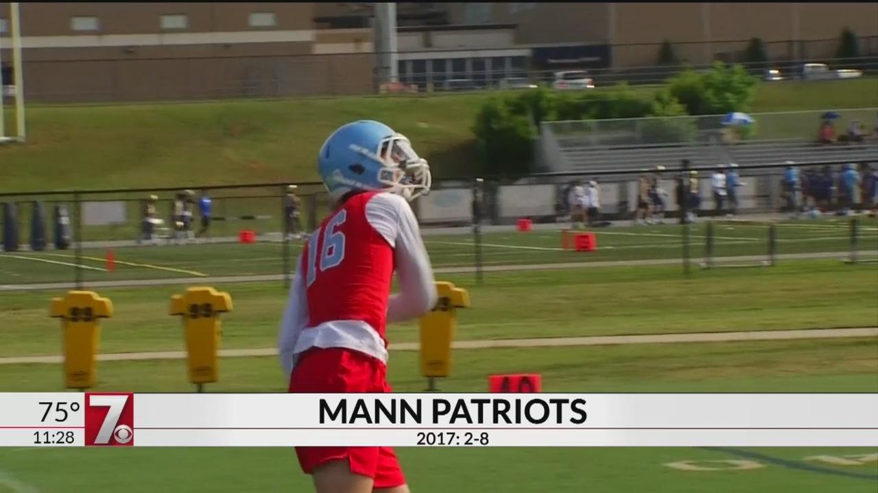 High School Red Zone: Mann Patriots