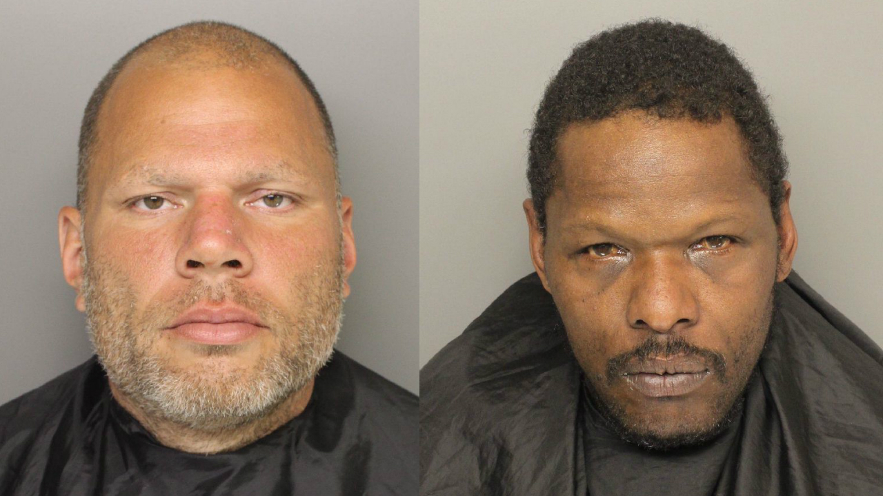 2 men arrested following armed robbery at QT in downtown