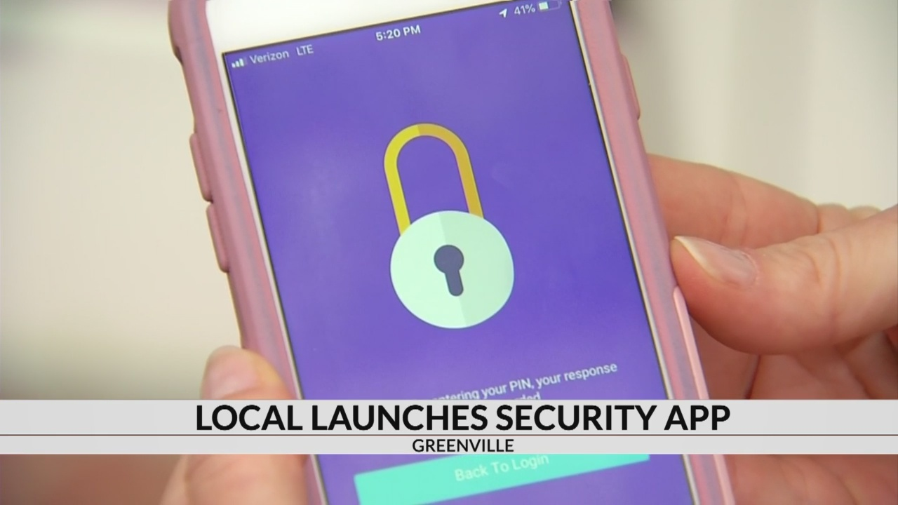 App designed by local aims to keep users safe