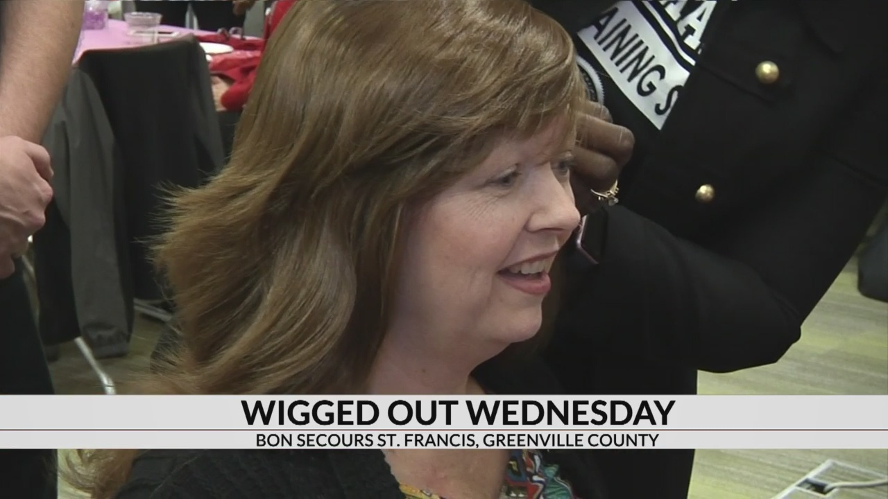St. Francis Cancer Center offers patients free wigs for Valentine's Day