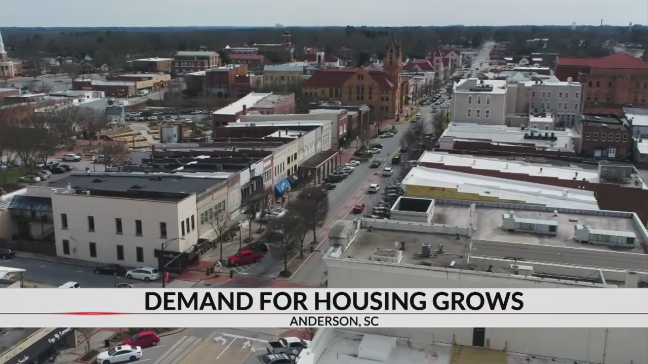 Anderson working on new downtown residential opportunities