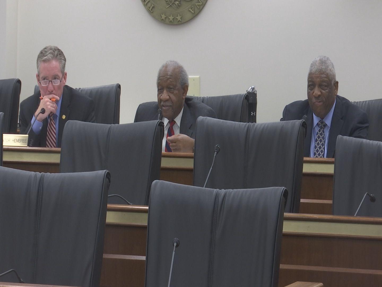 Senate education subcommittee