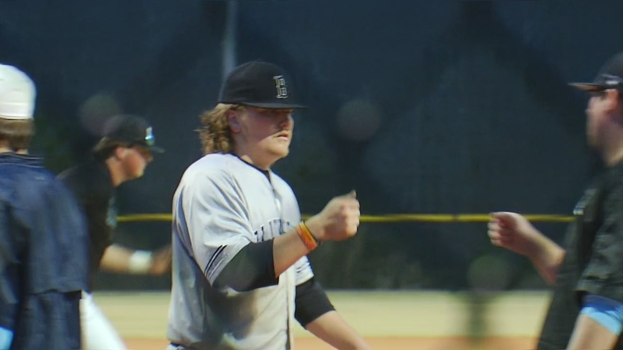Blacksburg Pitcher Performing As True Ace
