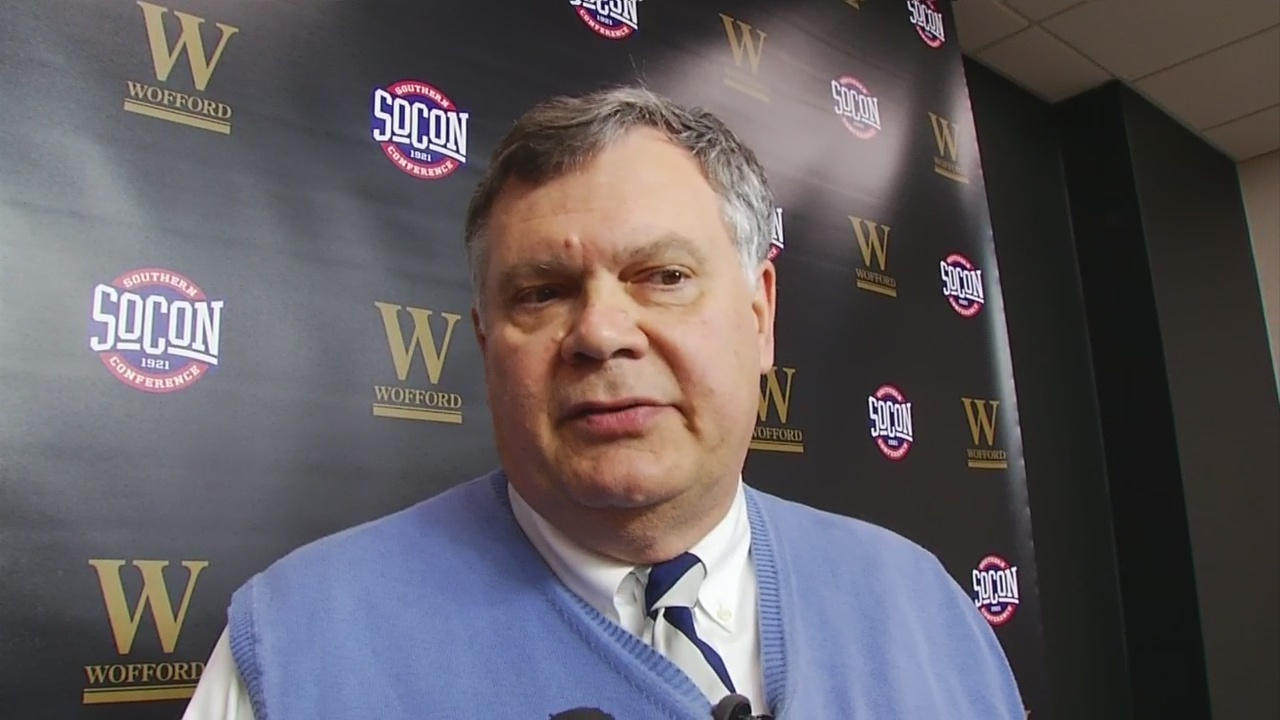 Wofford AD Talks About Moving Forward
