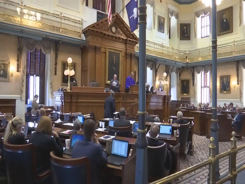 SC Senate chambers
