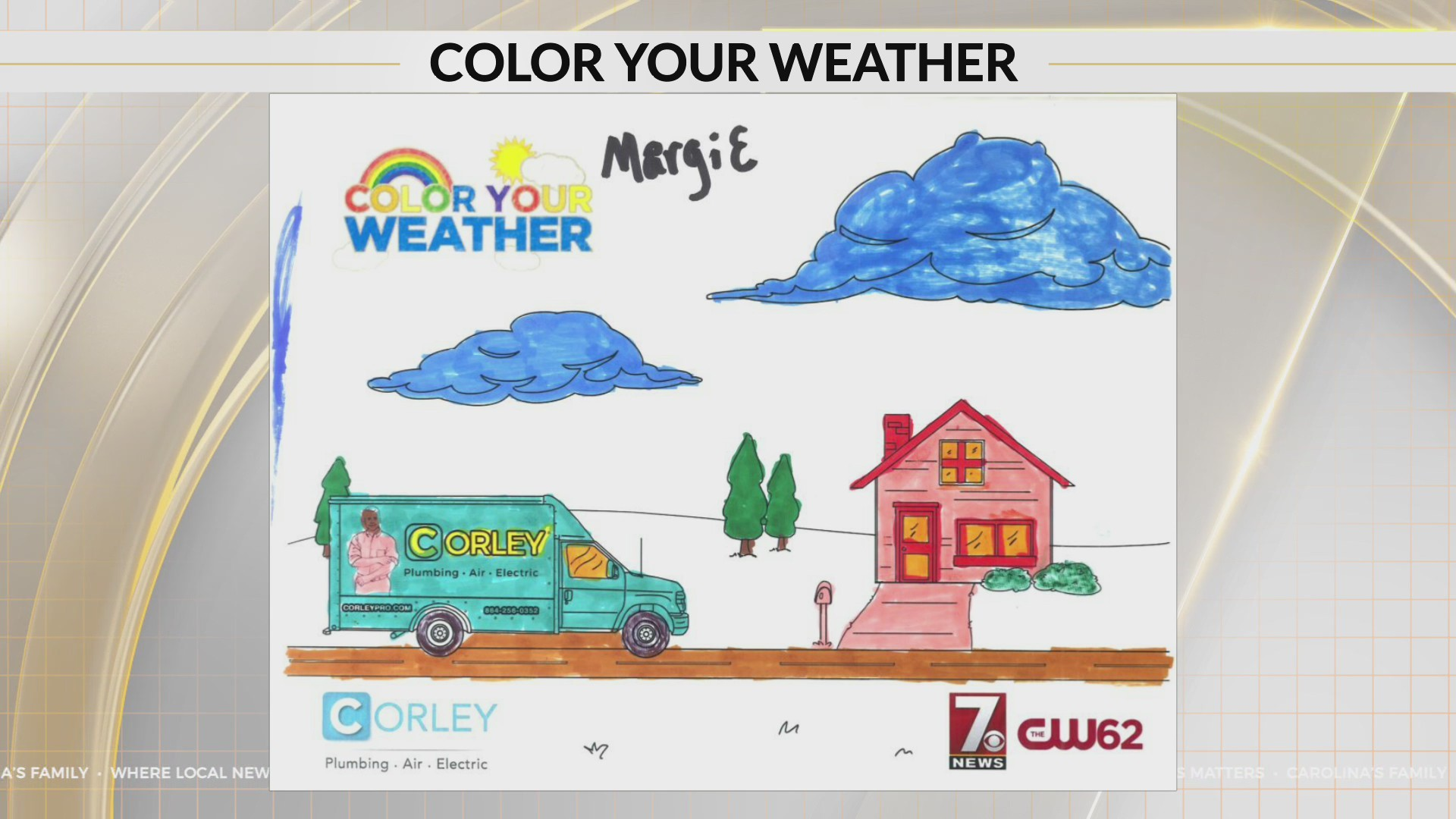 Color Your Weather: Margie