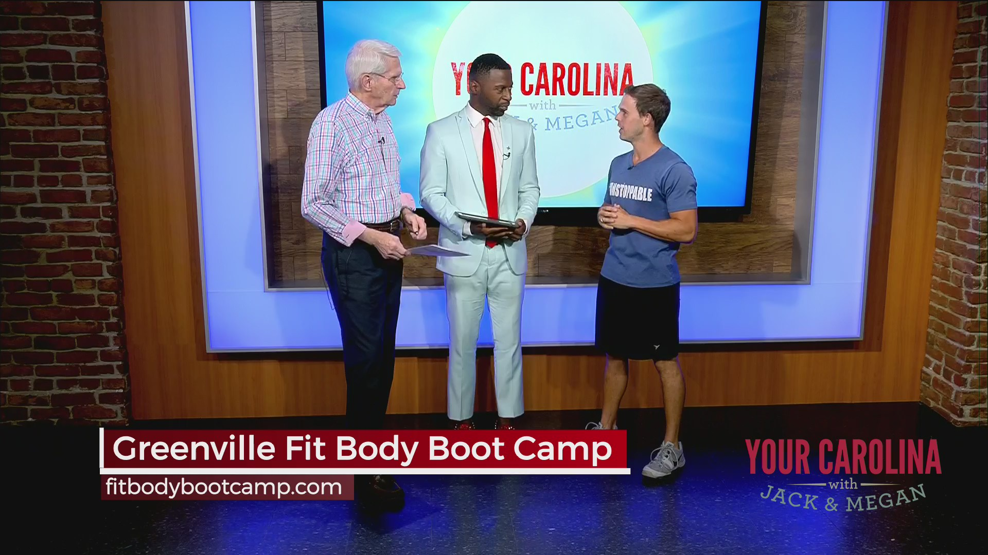 Move It Monday - Greenville Fit Body Boot Camp